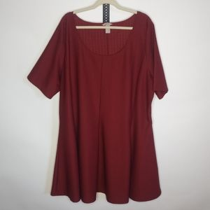 H&m short sleeve dress size 3 xl